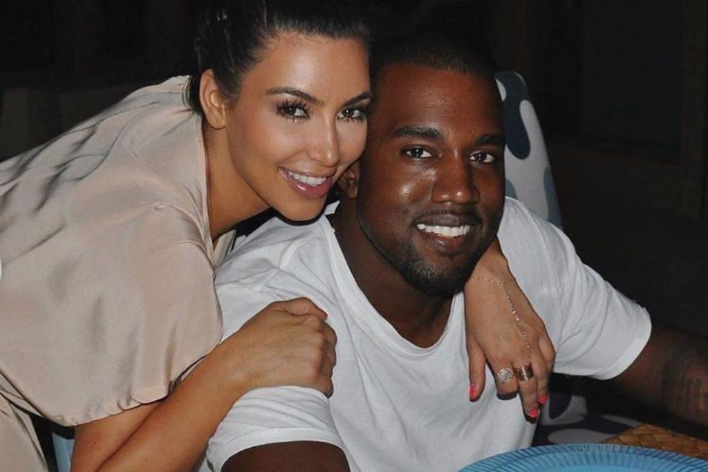 kim kardashian festa papà