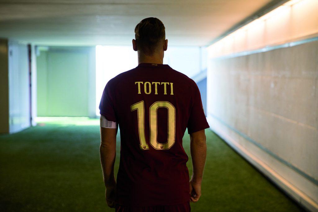 Francesco Totti instagram incognito