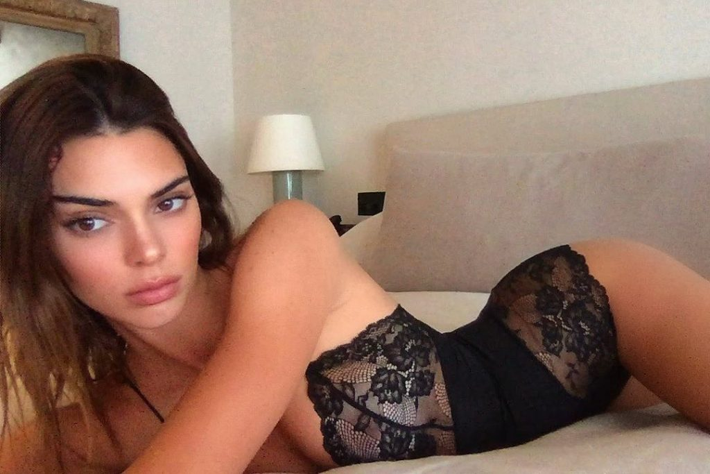 Kendall Jenner carriera